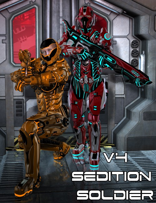 Sedition Soldier for V4