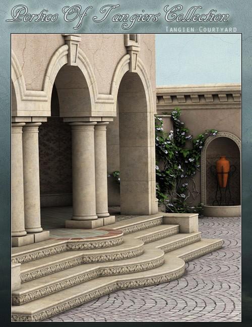 [Update] Tangien Courtyard