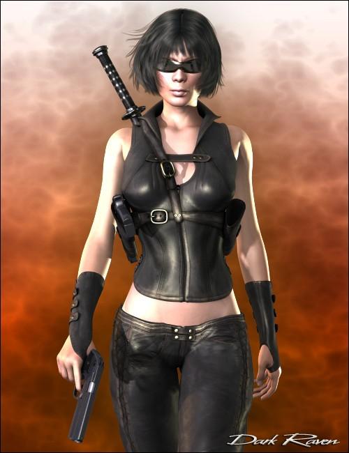 V4 Dark Raven