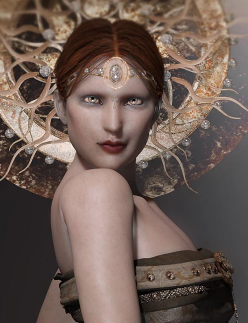 Beautiful Monsters: LucreZia VFour Poser and DS