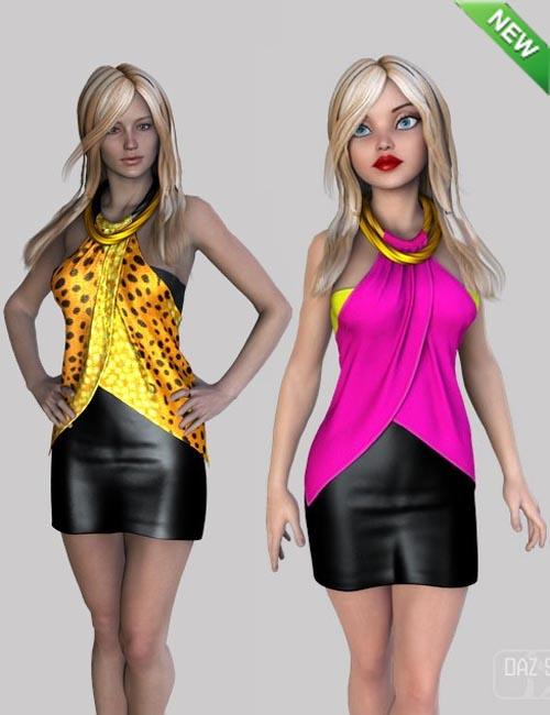 Ring Skirt For Genesis 2 Female(s)