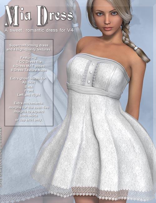 Mia Dress for Victoria 4