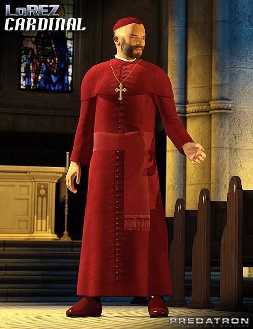 LoREZ Cardinal