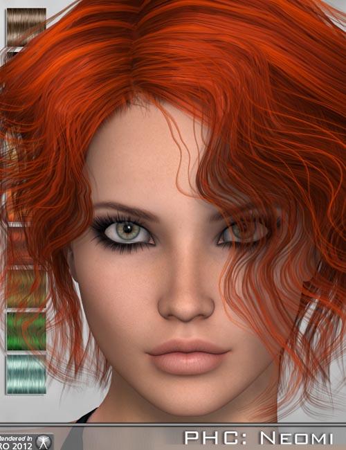 PHC: Neomi hair