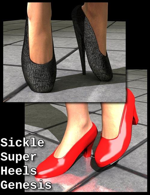 Sickle Super Heels Genesis