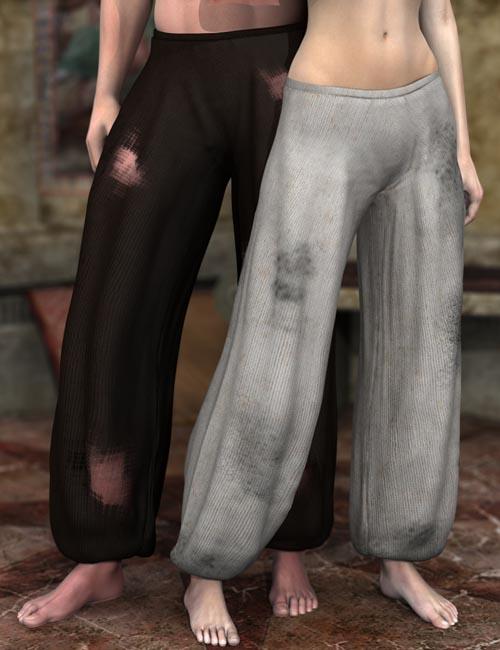SY Loose Pants G