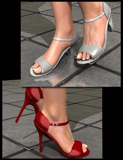 Sickle Super Heels 2 Genesis