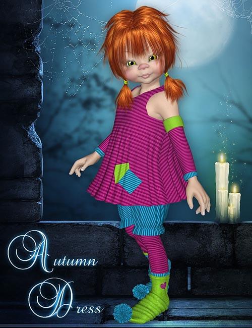 Kiki Autumn Dress