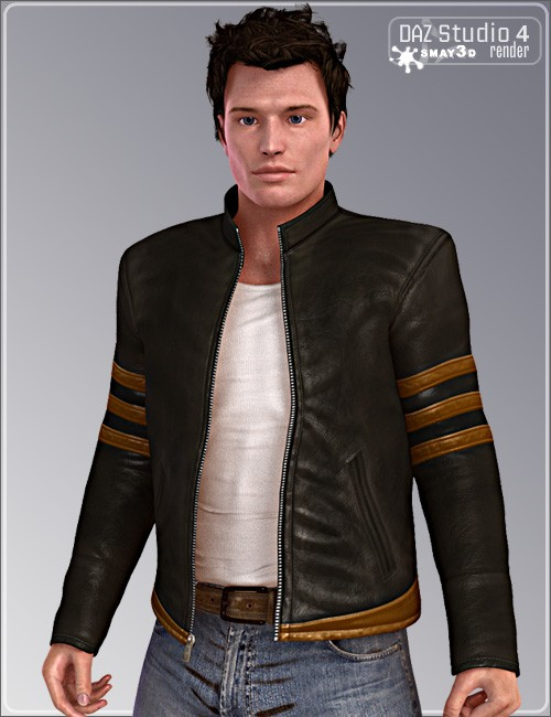 Leather Jacket for Genesis