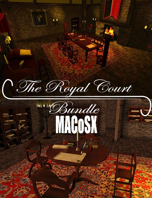 Royal Court Bundle MAC