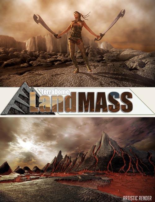 LandMass For TerraDome