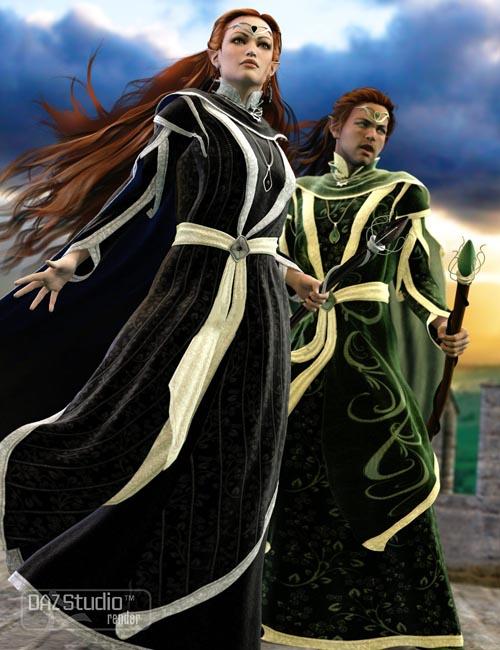 Tyrnea-raheal for Royal Elf