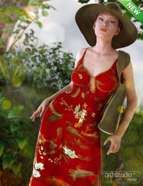 Summer Casuals Fitted Sundress