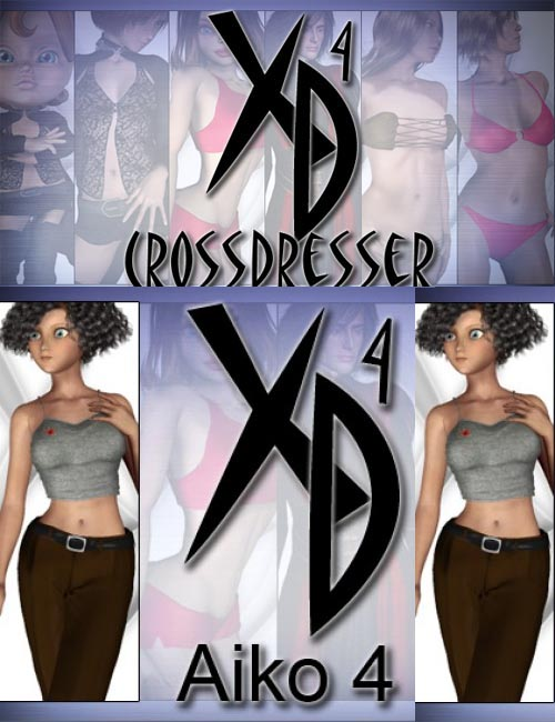 Aiko 4: CrossDresser License