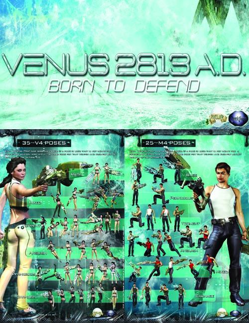 VENUS 2813 A.D.