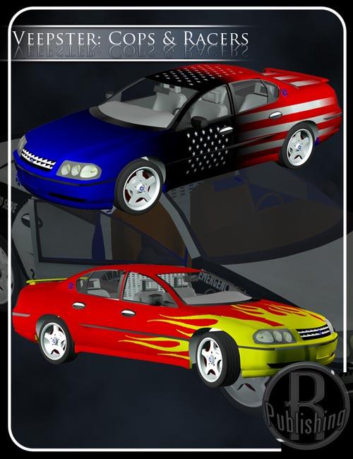 Veepster: Cops & Racers