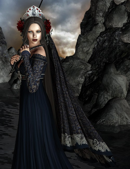 Lady of the Lake Clothing Bundle