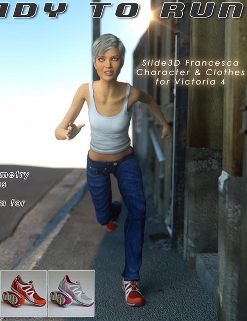 Slide3D Sneakers