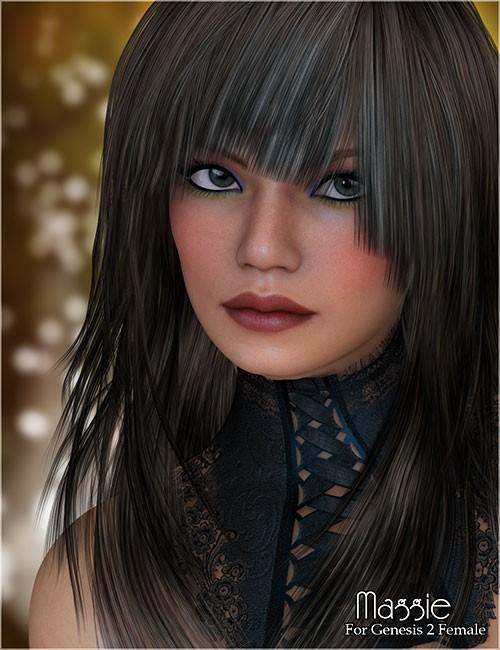 Maggie For Genesis 2 Female