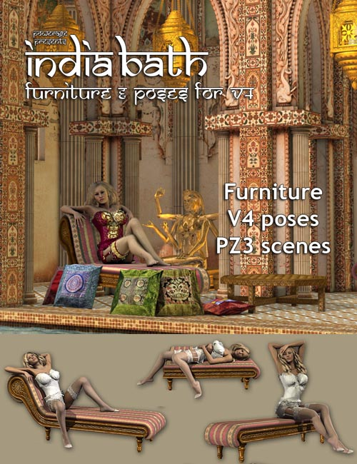 India furniture v4 poses best daz3d poses download site for Best furniture sites india