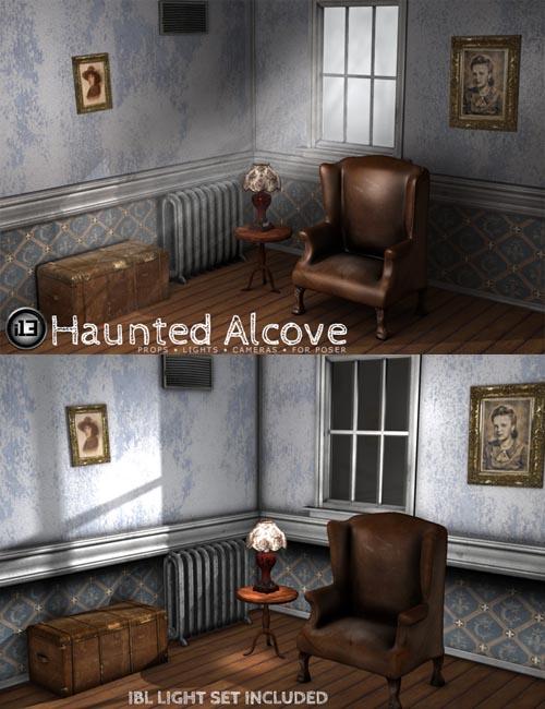 i13 Haunted Alcove