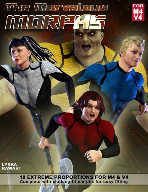 The Marvelous Morphs