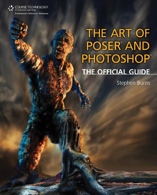 The Art of Poser and Photoshop The Official e-frontier Guide