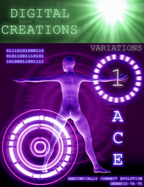 Anatomically Correct Evolution: VARIATIONS 1
