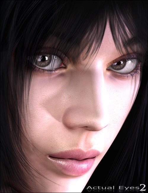 Actual Eyes 2