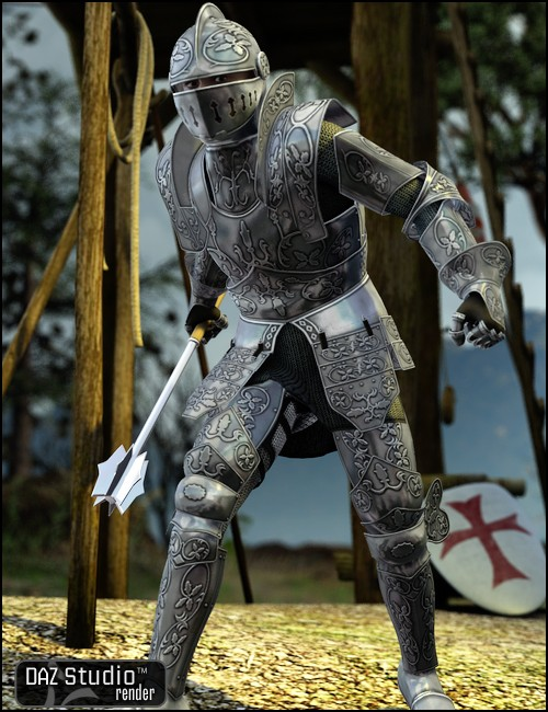 Knight Champion for M4