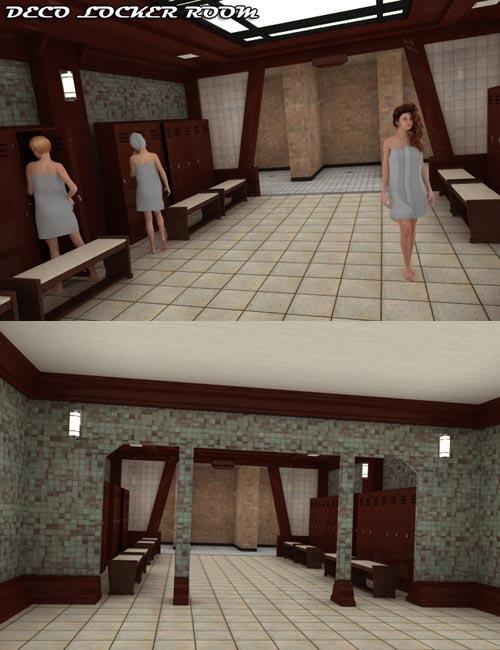 Deco Locker Room