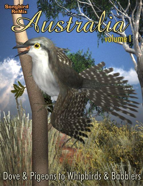 Songbird ReMix: Australia Volume I