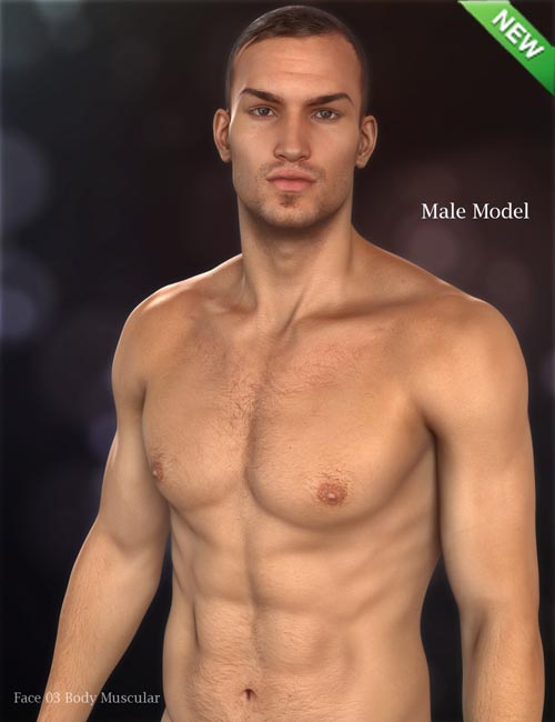 [Update] Male Model Textures for Michael 6