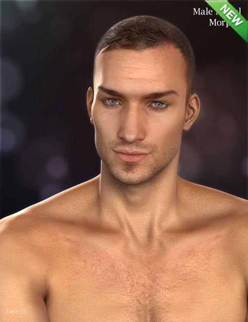 [Update] Male Model Morphs HD for Michael 6