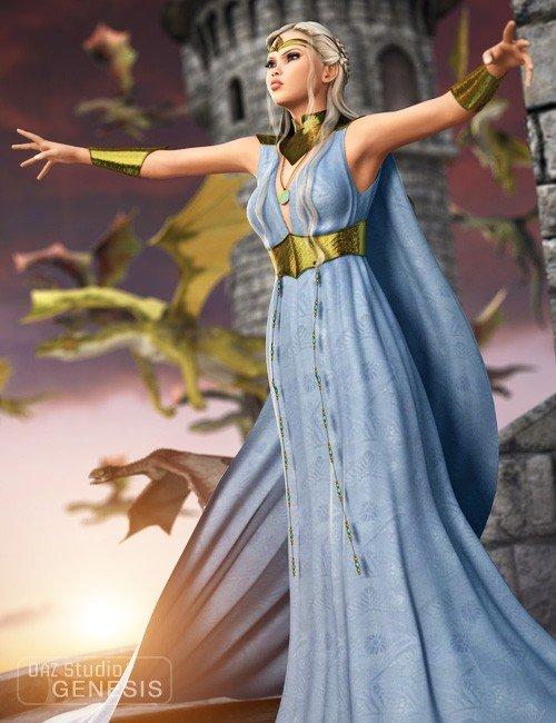 Dragon Queen for Genesis Female