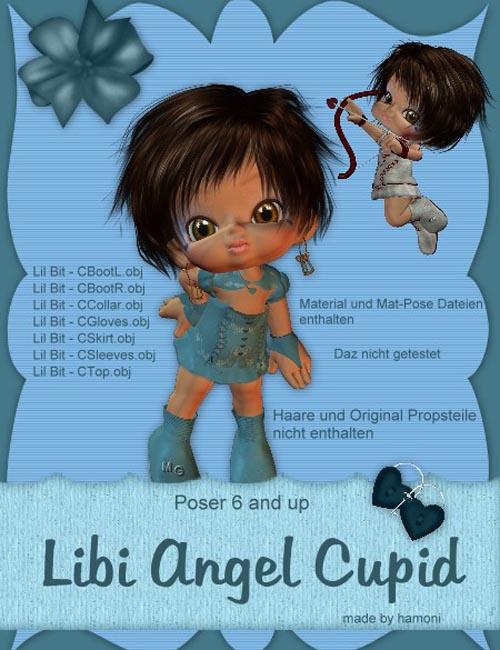 Lil Bit Angel Cupid