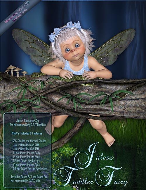 Julesz Toddler Fairy