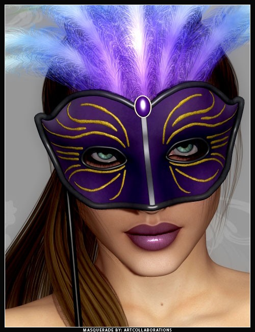 [Update] Masquerade Masks