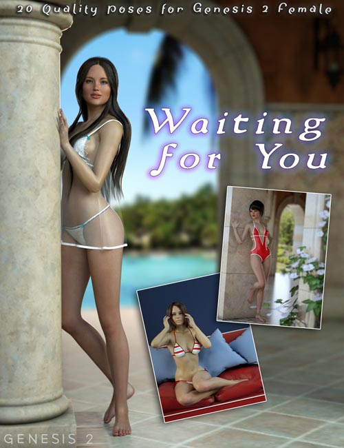 Waiting for You Poses
