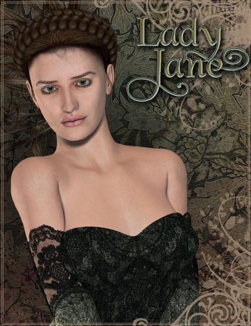 Modern Muses: Lady Jane