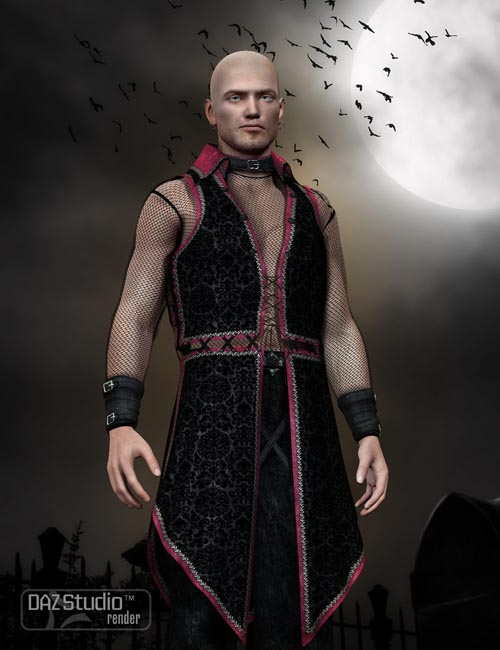 [Update] Crimson Nights for Onyx Male