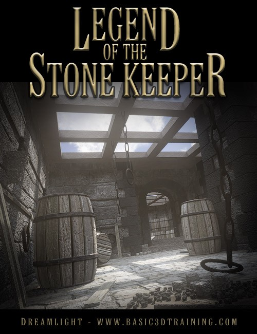 Legend Of The Stone Keeper