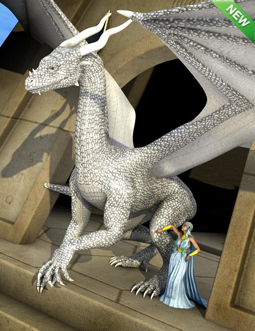 Creatures of Legend for DAZ Dragon 3