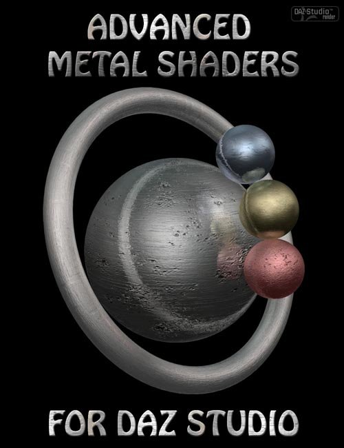 Advanced Metal Shaders