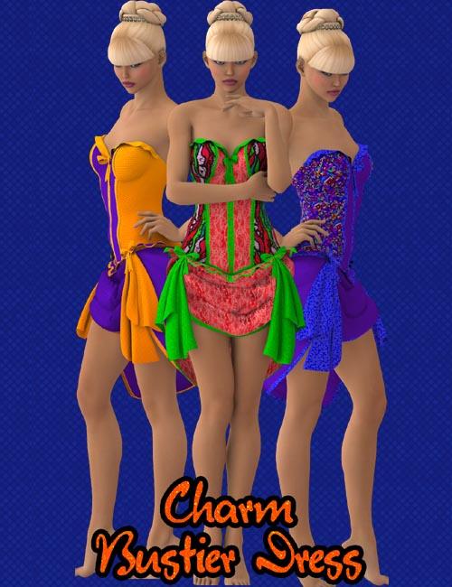 Charm Bustier Dress GF2