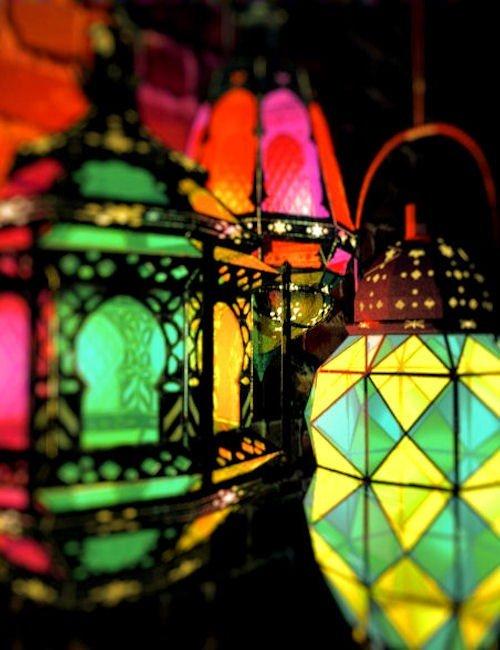 Moroccan Lamp Bundle