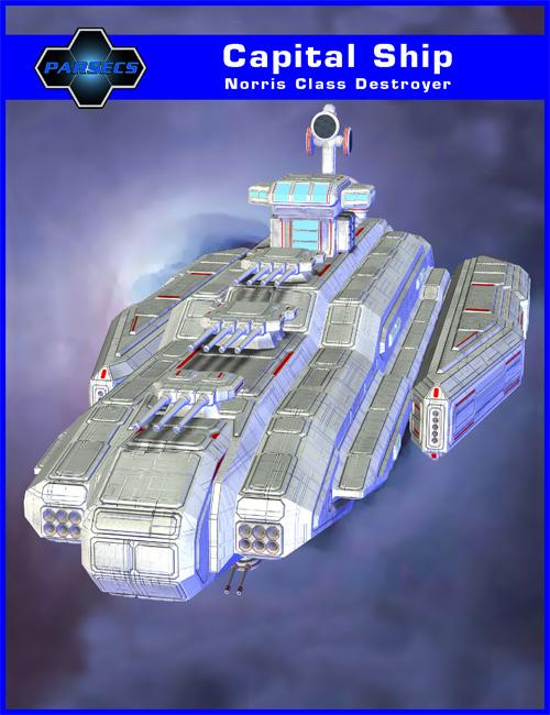 Capital Ship 3