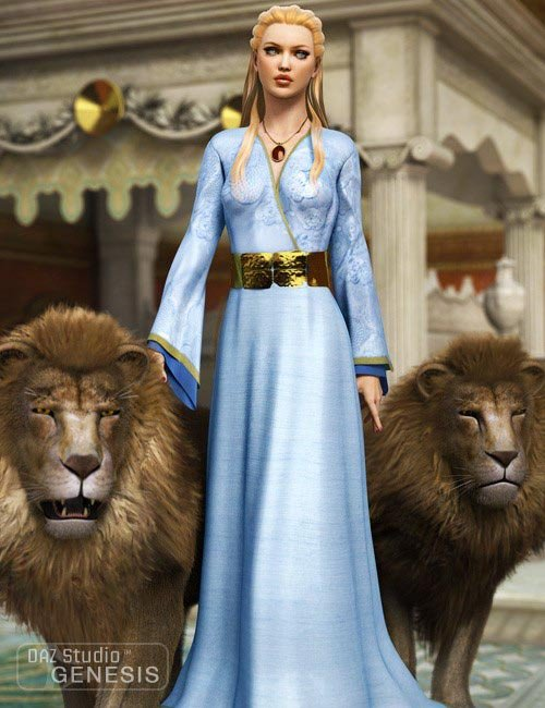 Lion Queen for Genesis Female