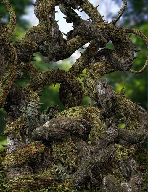 Traveler's Naturals - Heavy Vines Vol 4
