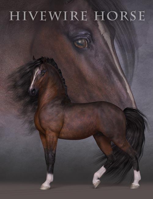 HiveWire 3D Horse